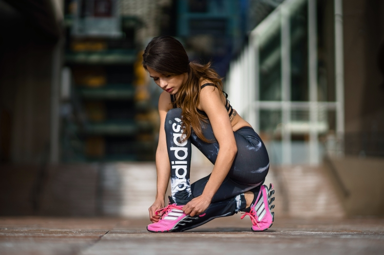 @FitWithMeShelby Adidas Springblade Ignite